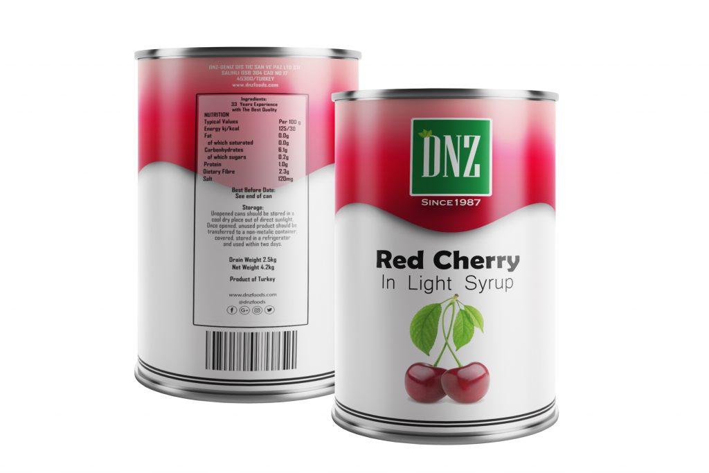 DNZ-Red Cherry-ÖN ARKA
